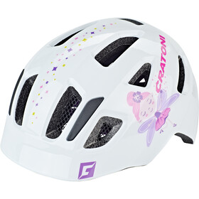 Cratoni Maxster Helmet Kids fairy/white gloss